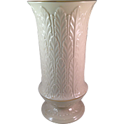 Vintage Lenox Made in USA Autumn Leaf Vase