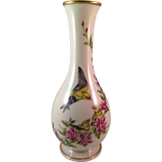 Lenox Limited Edition Mother's Day Vase 1985