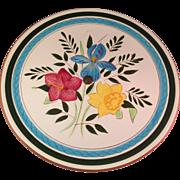 Vintage Stangl Pottery Modified Lazy Susan