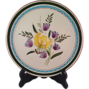 """Vintage Stangl Pottery Country Garden 8"""" Plate"""