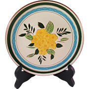 Vintage Stangl Pottery Country Garden Bread & Butter Plates