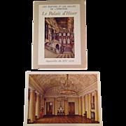 Vintage Russian Postcards of Le Palais d'Hiver