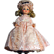 "SOLD Madame Alexander Madame Doll 13"", Number 1461. Circa 1967-1975"