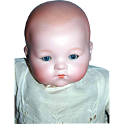 SALE Armand Marseille mold #341 My Dream Baby Bisque head doll marked A.M. Germany