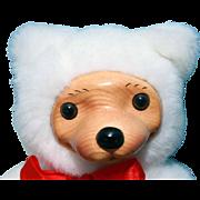 "SALE Robert Raikes Alvin 11"" Bear 1993 Christmas Edition"