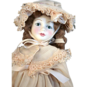 "SALE Royal Doulton House of Nisbet Birthday doll Vera that is 11-1/2"" tall ..."