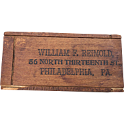 Optical Ophthalmologist Phila Box Glasses William Reimold