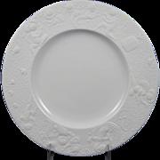 ROSENTHAL Bjorn Wiinblad MAGIC FLUTE WHITE Salad Plate