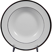 """WEDGWOOD STERLING """"Made In England"""" Rimmed Soup Plate (Bowl)"""