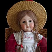 SALE Schoenau and Hoffmeister 914 bisque child doll