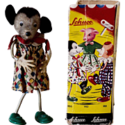 Schuco wind up dancing mouse