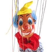Pelham Puppet - Clever Willie - Early model, brown box