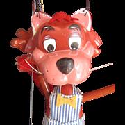 Mr Jinks Pelham puppet Hannah Barbara character
