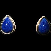 Christian Dior Clip on Earrings, 1970