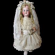 Enchanting Victorian Doll Wedding Costume