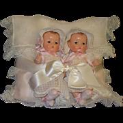 Fabulous Baby Patsy Twins