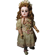 SALE Lovely French Rabery Delphieu Doll-Closed Mouth Beauty