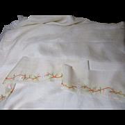 SOLD Shimmering Antique Silk Batiste Fabric