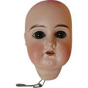 Lovely Antique German Doll Head