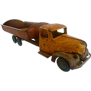 Vintage Toy Dump Truck