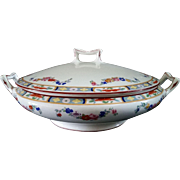 """REDUCED Meakin """"Richmond"""" Covered Tureen"""