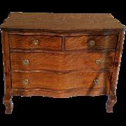 Small Ladies Oak Dresser