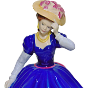 Royal Doulton 'Mary' HN3375 Figurine - Limited Edition 'Figure of the Year' 1992