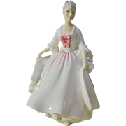 Very Rare Prototype Royal Doulton Figurine - No Name or 'HN' Number