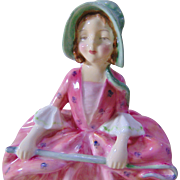 REDUCED Royal Doulton 'Bo-Peep' HN 1811 Figurine - Vintage Example 1937 - 1945