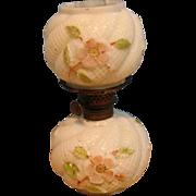 Northwood's Apple Blossom Miniature Lamp
