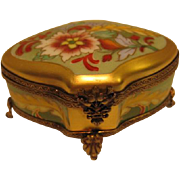 Limoges Patch Box/ Pill Box