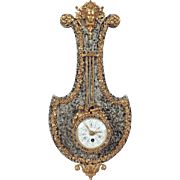 19th Century French Wall Clock