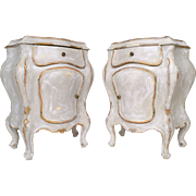 Pair of 19th Century Louis XV Side Tables