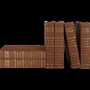 George Bernard Shaw Vintage Book Collection, Set of 6