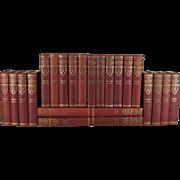 A Decorative Book Set of Funk & Wagnalls Encyclopedia,  S/23