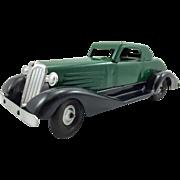 Vintage Marx Pressed Steel Coupe c.1940