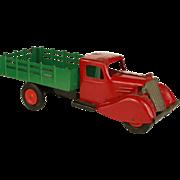 Vintage Wyandotte Kingsbury Stake Truck
