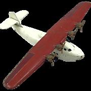 Vintage Wyandotte Airplane c.1935