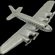 Vintage Marx Airplane c. 1930's