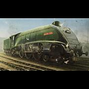 """Vintage """"Train"""" Tin"""