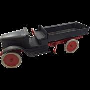 Buddy L Ratchet Drive Dump Truck c.1923