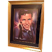 "Franklin Mint Tribute To Sinatra, ""Ol Blue Eyes"" Nate Giorgio"