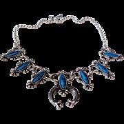 Sarah Coventry Squash Blossom Necklace Vintage