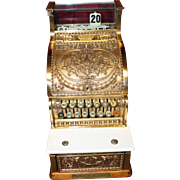 SALE Antique Candy Store National Cash Register Model 313