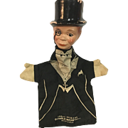 Edgar Bergen's Charlie McCarthy Hand Puppet