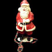 1950s Electrified Santa in Original Box