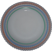 Petalware Pastel Cremax Dinner Plates, Set of 4