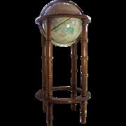 Floor Model Globe