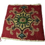 SALE Ornamental Little Rug