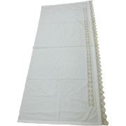 SALE Spectacular Handiwork Anatolian Lace Cloth